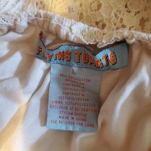 Flying Tomato Dresses - NWOT Flying Tomato Strapless Dress